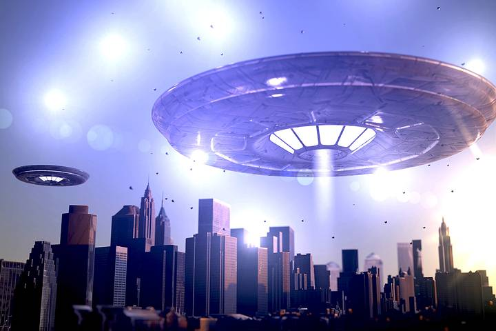 UFO Sightings In New York