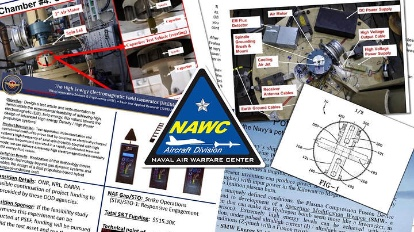 US Navy Documents Mention A Space Time Modification Device