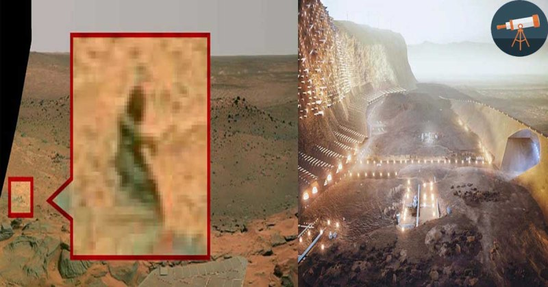 SETI Scientist Claims That Alien Life Exists On Mars
