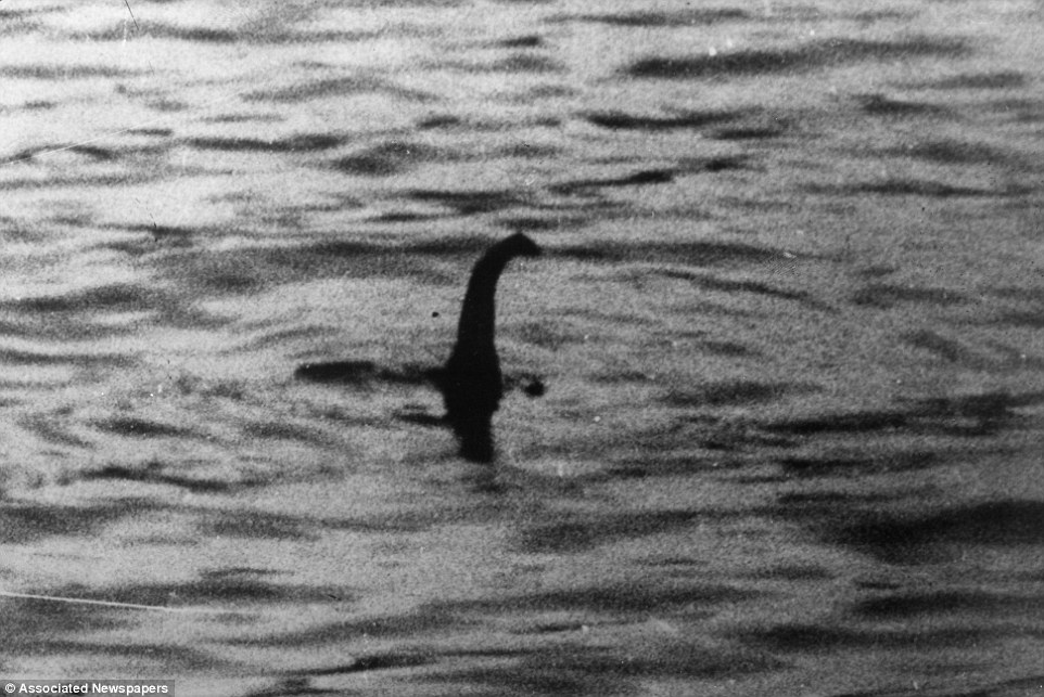 Nessi - The lochness Monster