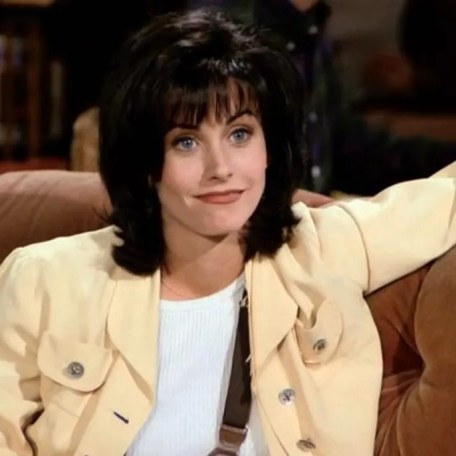 Courteney Cox is the only F.R.I.E.N.D.S cast member who never got an Emmy nomination for the show.