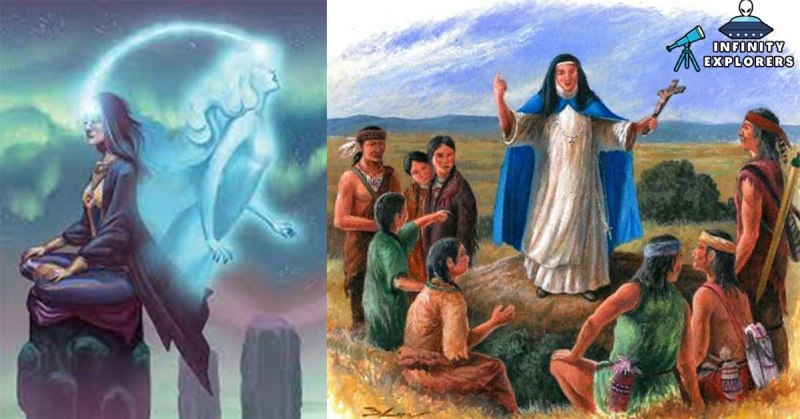 Mary Jesus of Agreda The Nun With The Ability Of Teleportation