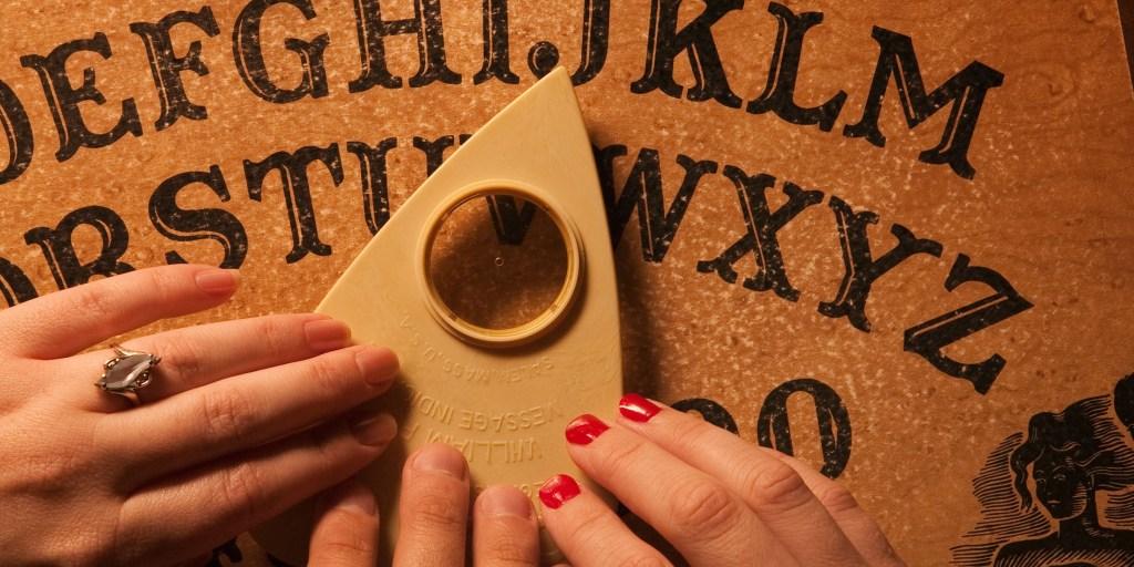 Use An Ouija Board