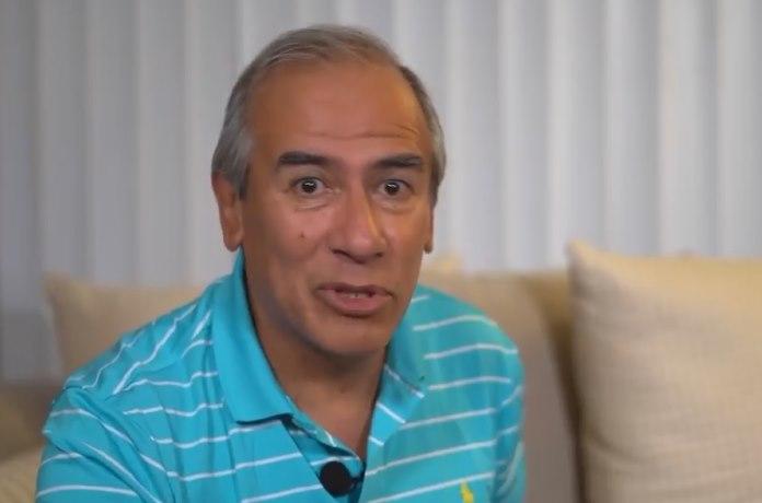 Present photo of Carlos Diaz
