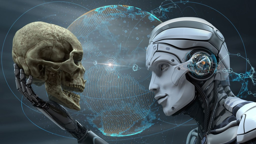 Ex-Google Executive Warns That Soon AI Will Control Us