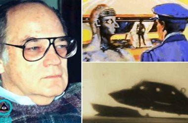 Holloman UFO Sighting