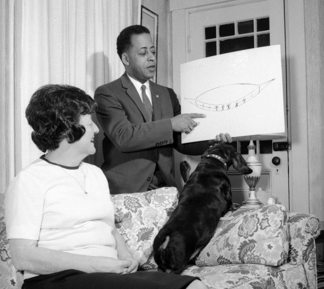 Betty and Barney Hill are considered the first known people to be abducted by aliens. They were abducted in 1961