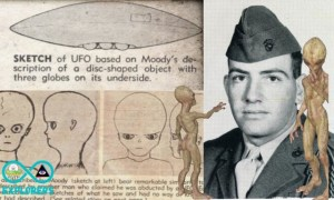 Alien Abduction Of Charles L Moody