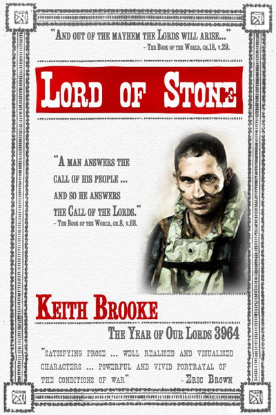 Keith Brooke: Lord of Stone