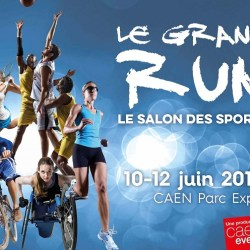 Le Grand Run 2016, salon des sports de Caen