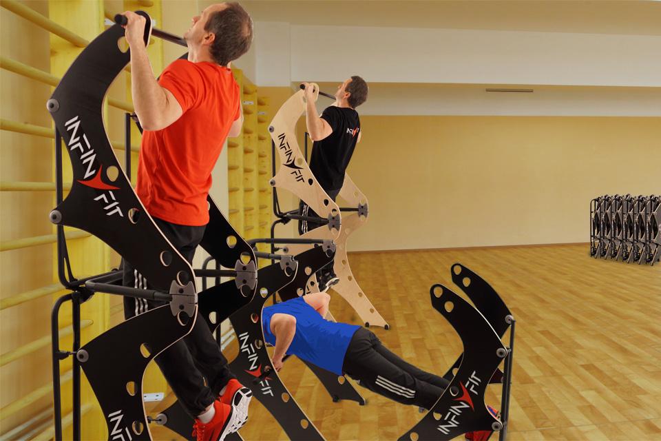 Salle de Fitness Infinyfit