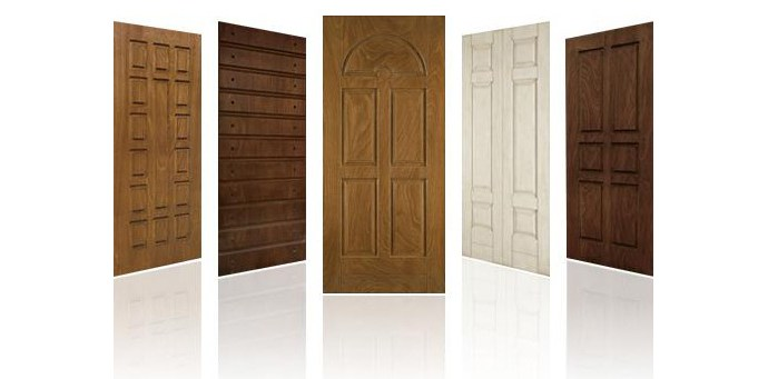 Rivestimenti porte blindate in legno