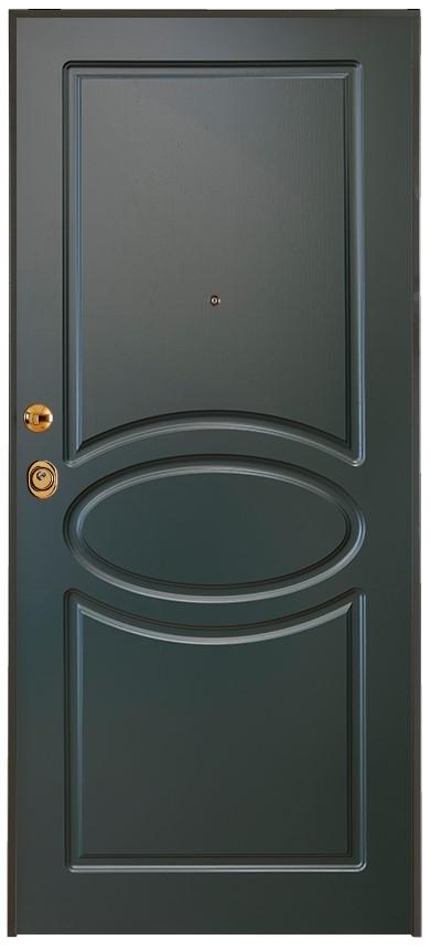 Porta blindata decorata costo installazione