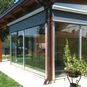 Le strutture portanti delle verande