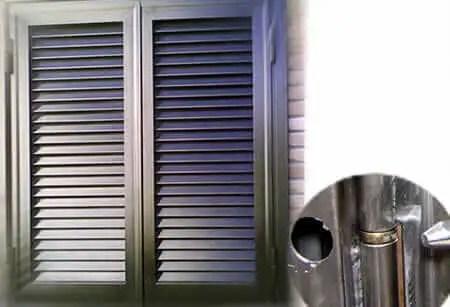 Infissi roma infissi in alluminio finestre in pvc roma for Persiane in pvc prezzi al mq