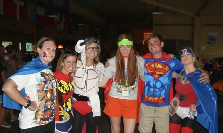 Super IBD camp counselors