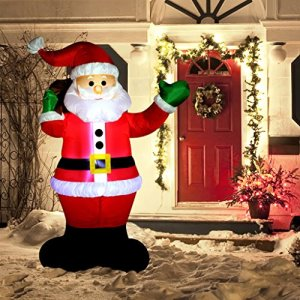 Claus Inflatable Decoration Shop