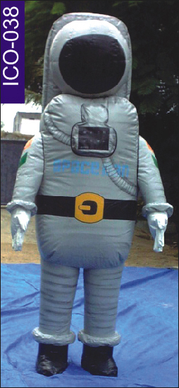 Inflatable Ideas - Astronaut Inflatable Costume