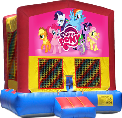My Little Pony Modular Bounce House