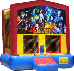 Star Wars Modular Bounce House