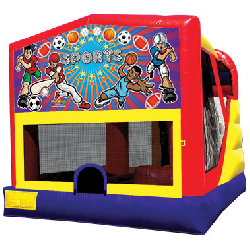 Themed Bounce House Combo