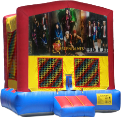Descendants Modular Bounce House