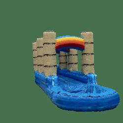 Single Lane Slip & Slide