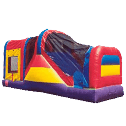 3in1 Combo Water Slide (enclosed)