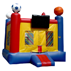 Sports Arena Bounce