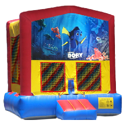 Finding Dory Modular Bounce House