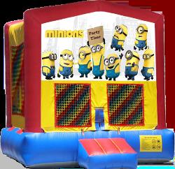 Minions Modular Bounce House