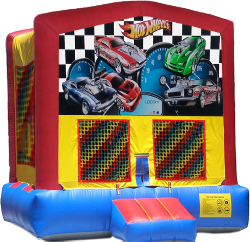 Hot Wheels Modular Bounce House