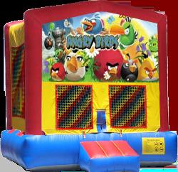 Angry Birds Modular Bounce House