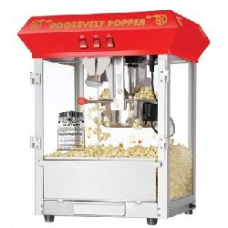 Popcorn Machine 4hr (25 Servings Included)