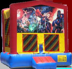Justice League Modular Bounce House