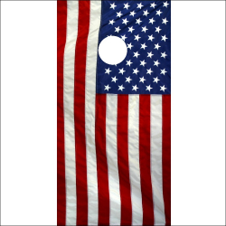 Cornhole - American Flag