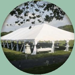 40' x 120' Frame Tent