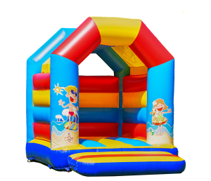 A-Frame Bouncy Castle PIPA Testing