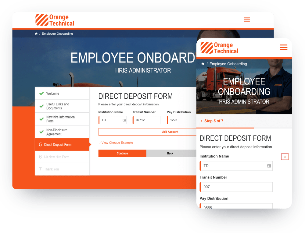 Onboarding Pay Screen