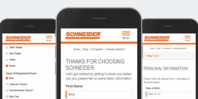 Schneider National Case Study