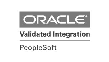 Oracle Validated Integration PeopleSoft logo