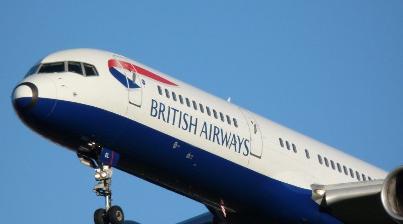 British Airways 757