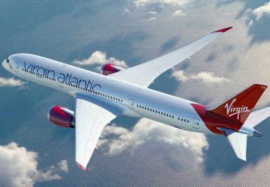 Virgin Atlantic Operate There And Back Between London And Shanghai