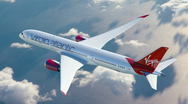 Virgin Atlantic have operated a there and back flight to Shanghai