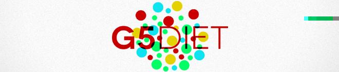 G5 Diet Podcast Banner