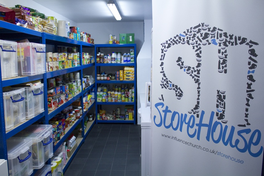 StoreHouse complete and stocked