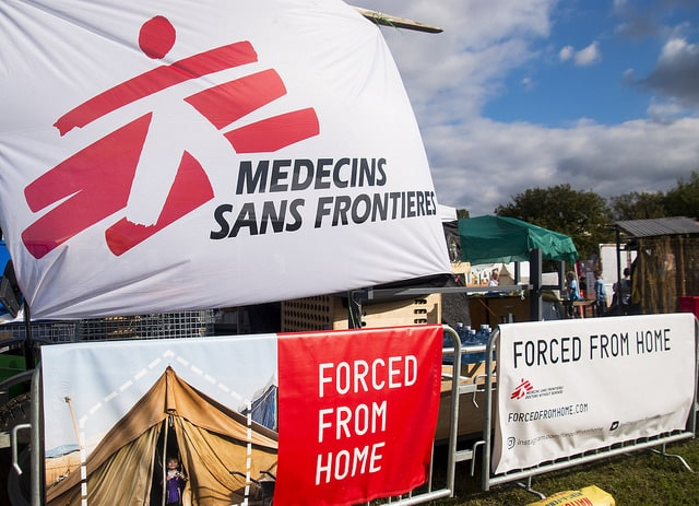 Join Kea in supporting Doctors Without Borders