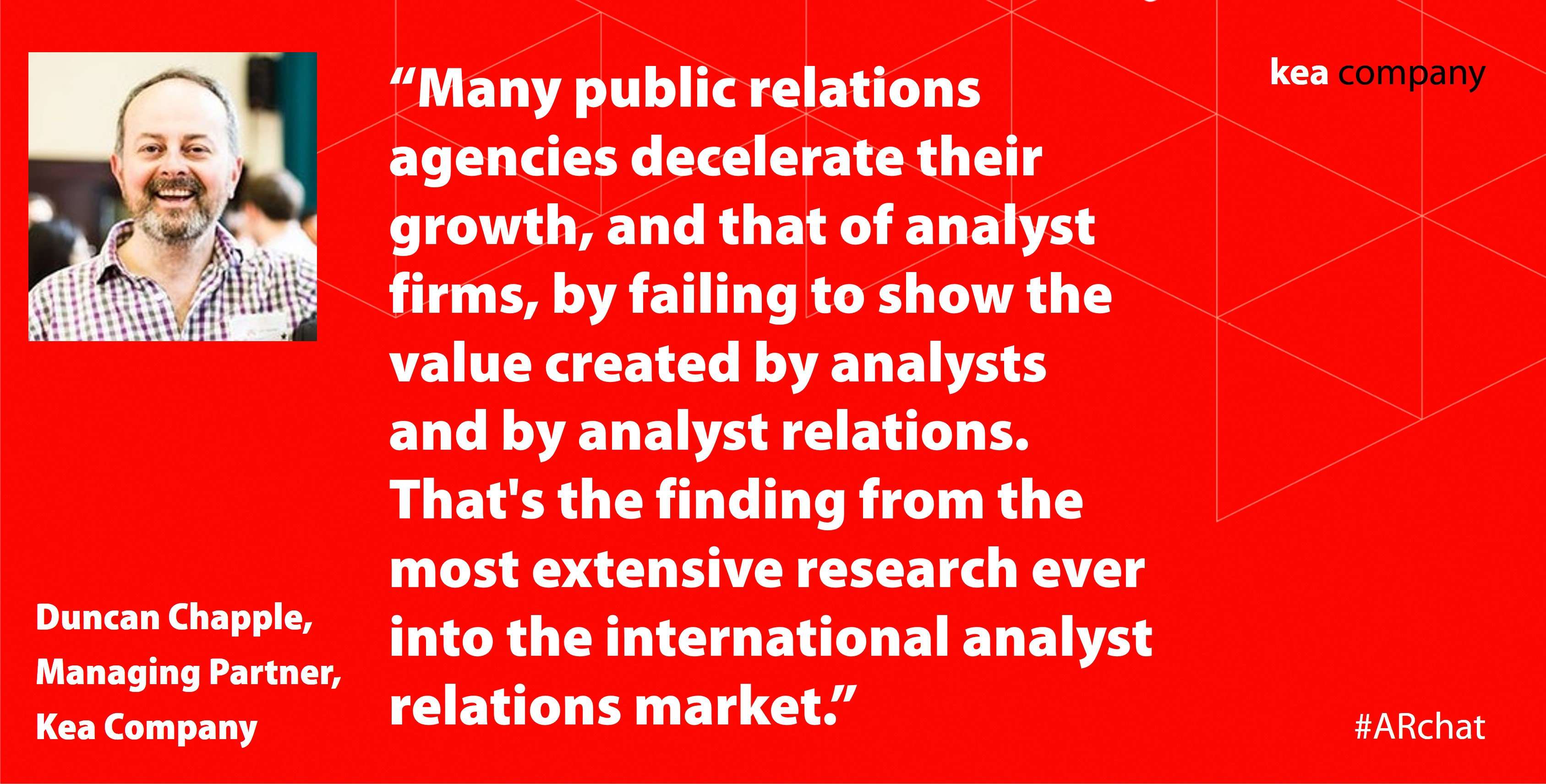 PR agencies can boost analyst relations value