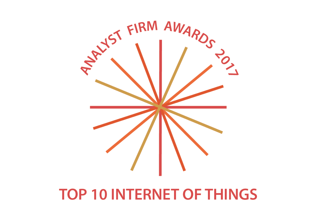 Frost & Sullivan beats 451 in 2017 IoT Analyst Firm Awards