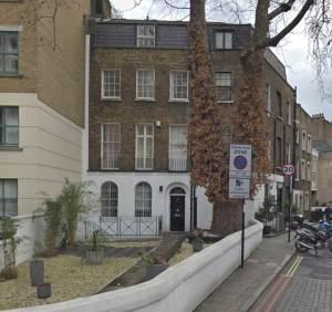 Influential English Marylebone